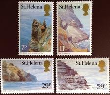 St Helena 1982 Views MNH - Saint Helena Island