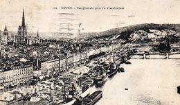 ROUEN - Vue Générale Prise Du Transbordeur - Rouen