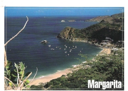 MARGARITA, VENEZUELA. UNUSED POSTCARD Sa3 - Venezuela