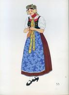 Costume De Haute-Silésie, POLOGNE...1939 - Collections