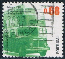 Portugal - Transport Public : Autocar 3361 (année 2009) Oblit. - 1910-... République