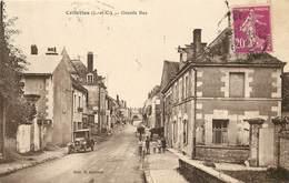 CELLETTES - Grande Rue. - France