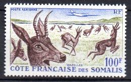 Col 7 : Cote Des Somalis PA Neuf XX MNH N° 26 Cote 14,00 € - Côte Française Des Somalis (1894-1967)