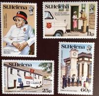 St Helena 1984 Salvation Army MNH - Saint Helena Island