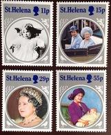 St Helena 1985 Queen Mother MNH - Saint Helena Island