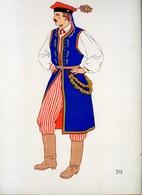 Costume De Cracovie, POLOGNE...1939 - Collections