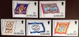 St Helena 1986 Friendly Societies MNH - Saint Helena Island