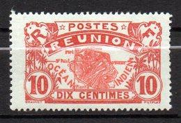 Col 7 : Réunion Neuf X MH N° 86  Cote 0,70 € - Réunion (1852-1975)