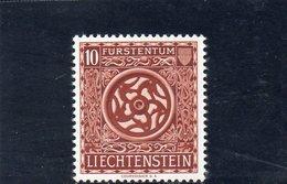 LIECHTENSTEIN 1953 ** - Liechtenstein