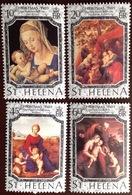 St Helena 1989 Christmas MNH - Saint Helena Island