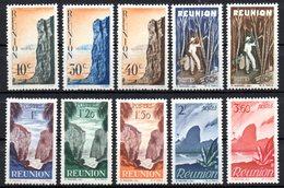 Col 7 : Réunion Neuf XX MNH Entre N° 262 Et 273  Cote 7,90 € - Reunion Island (1852-1975)