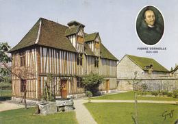 76  ROUEN / MAISON ET PORTRAIT DE PIERRE CORNEILLE - Rouen