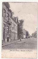 Jette Saint-Pierre: Chaussée De Dileghem. - Jette