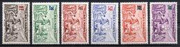 Col 7 : Réunion PA Neuf XX MNH N° 18 à 23 Cote 5,00 € - Reunion Island (1852-1975)