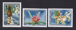 LAOS N°  233 à 235 ** MNH Neufs Sans Charnière, TB (D6900) Fleurs - Laos