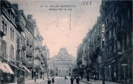 Bruxelles - Saint-Gilles - Avenue Paul De Jaer - Pub Au Verso - St-Gilles - St-Gillis