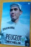 Cyclisme - Photo Eddy MERCKX Sur Paris-Nice 1967 - Cyclisme