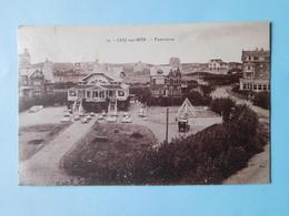 Coq-sur-Mer Vers 1920 Panorama - De Haan