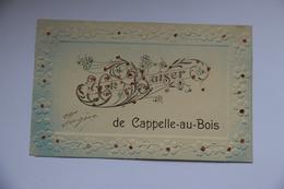 38005  -   Un  Baiser  De   Cappelle-au-Bois - Kapelle-op-den-Bos