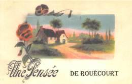 52 - HAUTE MARNE / Fantaisie Moderne - CPM - Format 9 X 14 Cm - 523397 - Rouécourt - Other Municipalities