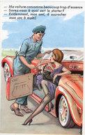 CARRIERE - Erotisme - Automobile   (104882) - Carrière, Louis