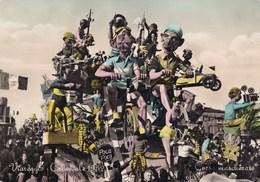 Cartolina Carnevale Di Viareggio Del 1952 - Italia