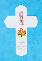 Celluloïd Fine Souvenir De Notre-Dame De France, Le Puy-en-Velay - Images Religieuses