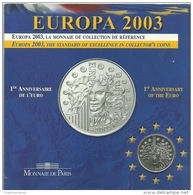 FRANCIA- EUROPA 2003 .  (M-1) - Francia