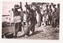 NIGER NIAMEY Pileuses De Mil - Niger