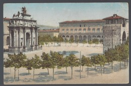Firenze - Piazza Cavour - Viaggiata 1914 - FP - Firenze (Florence)