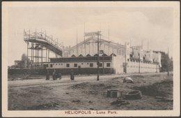 Luna Park, Heliopolis, C.1905-10 - Cairo Postcard Trust Postcard - Cairo
