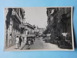 Santos Circa 1925 Rua Do Commercio / Carte Photo - São Paulo