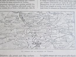 GUERRE 14-18 La Semaine Militaire 17 24  Fevrier  1916 Bataille De Verdun - Unclassified