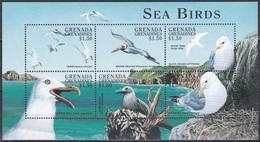 Grenada Grenadinen Grenadines 1998 Tiere Fauna Animals Vögel Birds Oiseaux Pajaro Uccelli, Mi. 2736-1 ** - Grenada (1974-...)