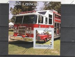 SAINT THOMAS ET PRINCE Nº HB 243 - Feuerwehr