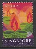 Singapore 2004 Holidays 1st Multicolored SW 1358 O Used - Singapore (1959-...)