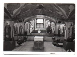 GF (91) 494, Sainte Ste Genevieve Des Bois, Carte Photo, Eglise Russe De L'Assomption, Format 14 X 10,2 Cm - Sainte Genevieve Des Bois