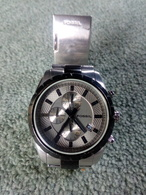 FOSSIL Stainless Steel Watch (Model Fs 4147) - Watches: Modern