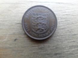 Jersey  1/2 New Penny  1971  Km 29 - Jersey