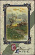 Birthday Greetings, 1911  - Wildt & Kray Postcard - Birthday