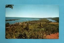 Etats Unis D ' Amerique United States Of America MI Michigan  Copper Harbour ( Format 9 X 14 ) - Etats-Unis