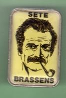 G.BRASSENS *** SETE *** 0011 - Celebrities