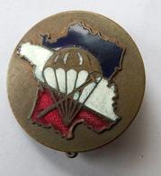 PARA  - Refrappe Du 1° Régiment De Chasseurs Parachutistes - (DELSART) - Armée De Terre