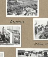 PORTUGAL ESTARREJA  DES PHOTOS PAS CPA  1920  FOLHAS  CHAVES ARADA  MEDA DOURO  FURADOURO  TORREIRA - Andere