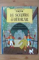 Tintin - Le Sceptre D'Ottokar - Hergé - Tintin