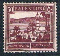 Palestine 78 Used Tiberias (BP3719) - Palestine