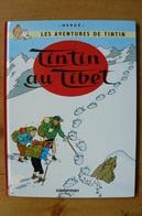 Tintin Au Tibet - Hergé - Tintin