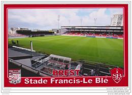 FOOTBALL CP STADE FRANCIS  LE BLE   BREST  29 - Brest