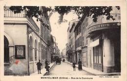 26-MONTELIMAR- RUE DE LA COMMUNE - Montelimar