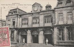 Martinique - Fort De France - La Hotel Des Postes - - Fort De France